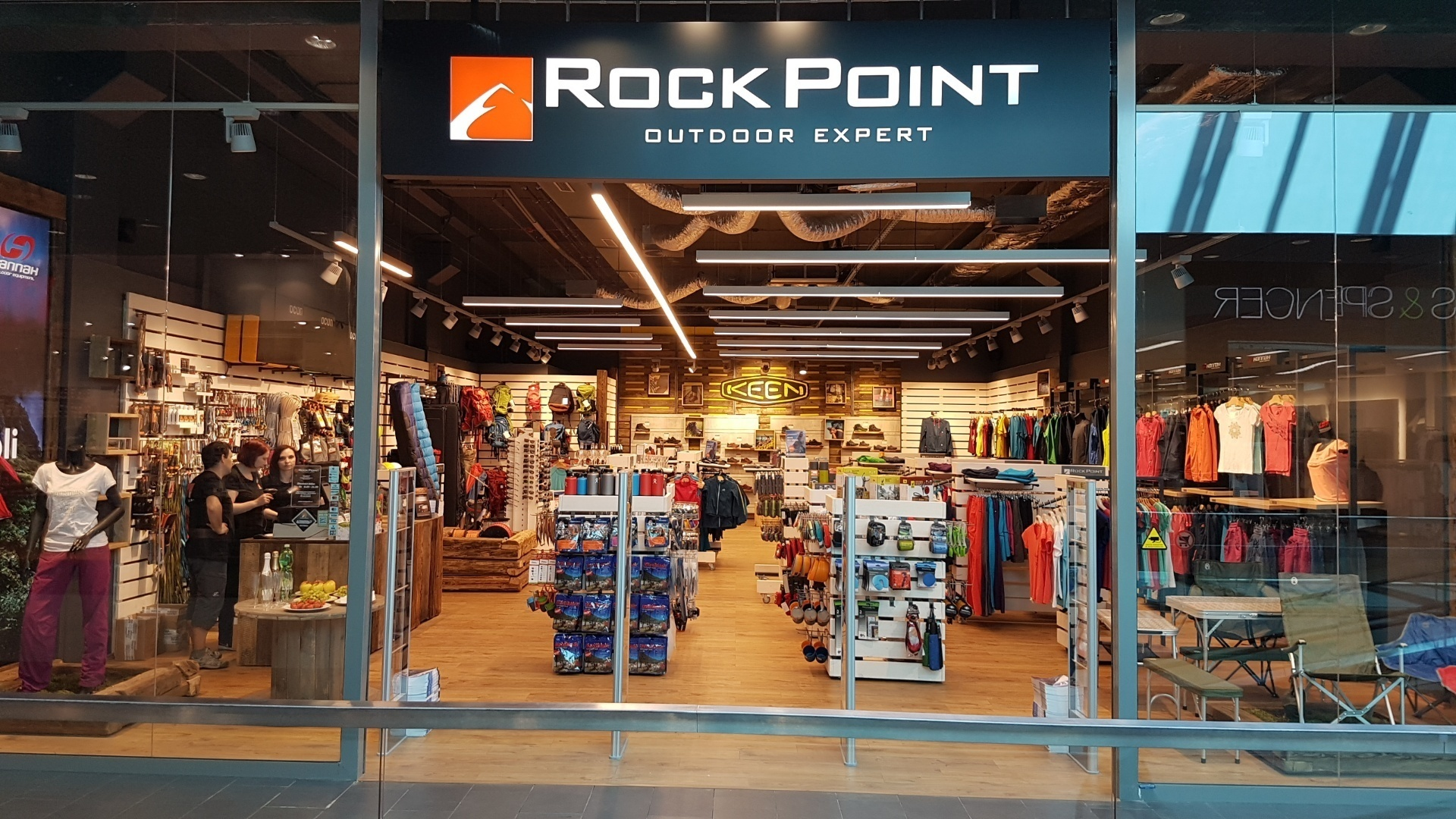 Rock Point Jihlava