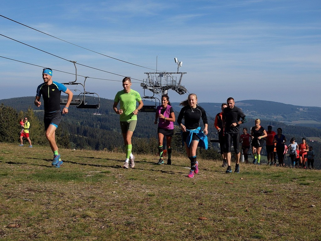 Rock Point Trailrunning kemp Zadov 2018