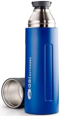 termoska Gsi Glacier SS Vacuum Bottle 1l blue
