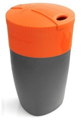 hrnek Light My Fire Pack-up-Cup orange pin