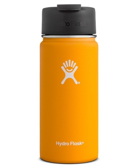 termoláhev Hydro flask 16oz Wide Mouth COFFEE mango