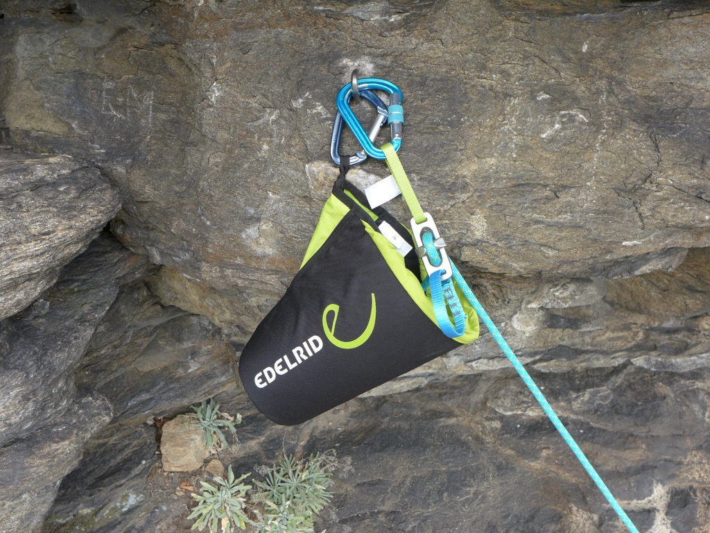 vak na set Edelrid Belay Kit