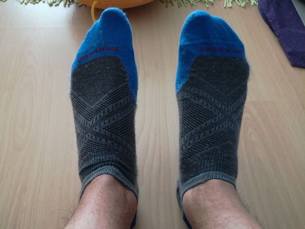 ponožky SMARTWOOL PHD RUN ULTRA LIGHT MICRO man