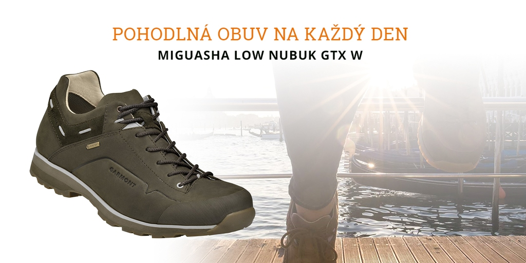 Garmont obuv Miguasha low GTX Woman