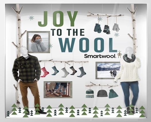 joy to the wool Smartwool