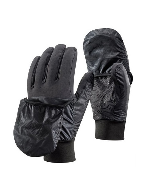 Rukavice Black Diamond Wind Hood Gridtech gloves