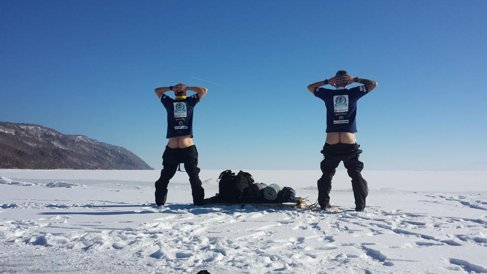 Winter Expedition Baikal 2015