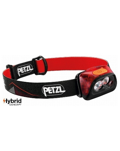 čelovka Petzl Actic Core 2.0