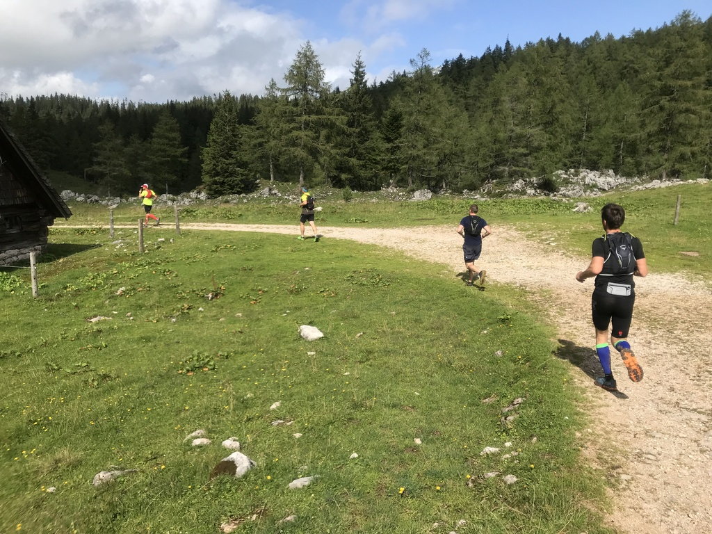 Rock Point Trailrunning camp Rakousko 2019