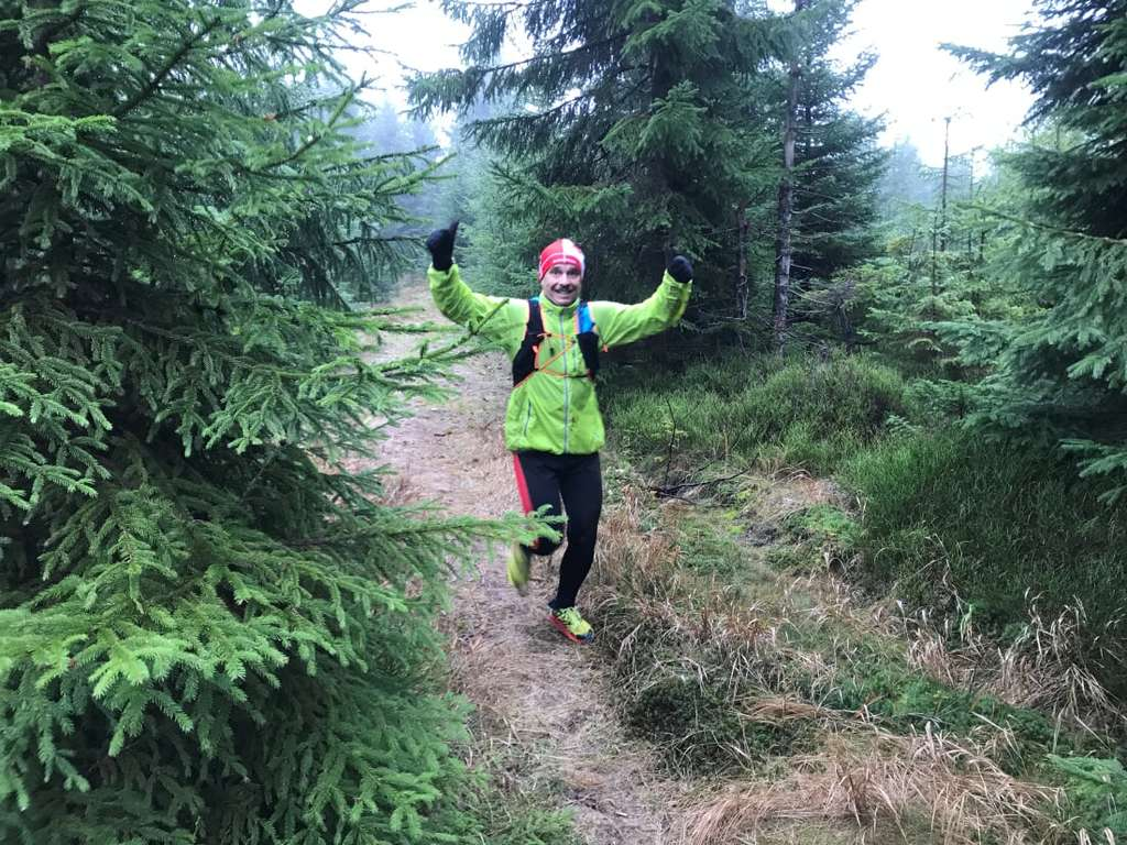 Rock Point Trailrunning camp Jizerské hory 2019