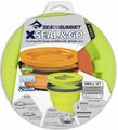 X-SEALNGO S LIME/ORANGE